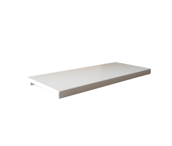 Ashridge Tray Concrete Grey Small
