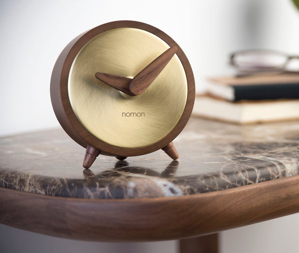 Atomo Sobremesa Table Clock