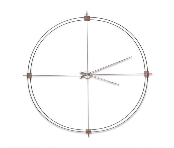 Delmori G Wall Clock