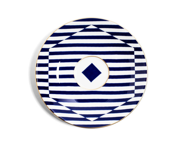 Tea Saucer - Superstripe