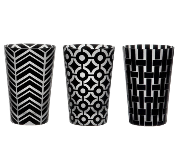 Graphic Collection Tumblers Set of 6