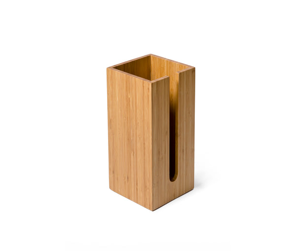 Roll Holder Box Arena Bamboo