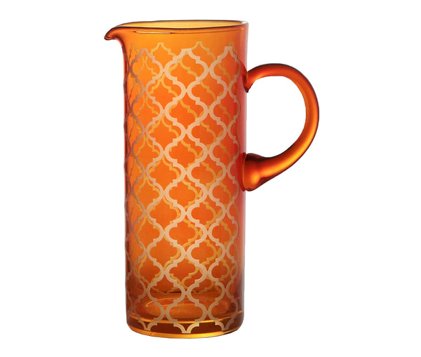 Arabesque Color Middle (ABC) Pitcher