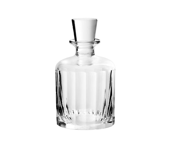 Small Decanter - Fluted