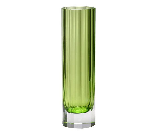 Faceted Vase Tall