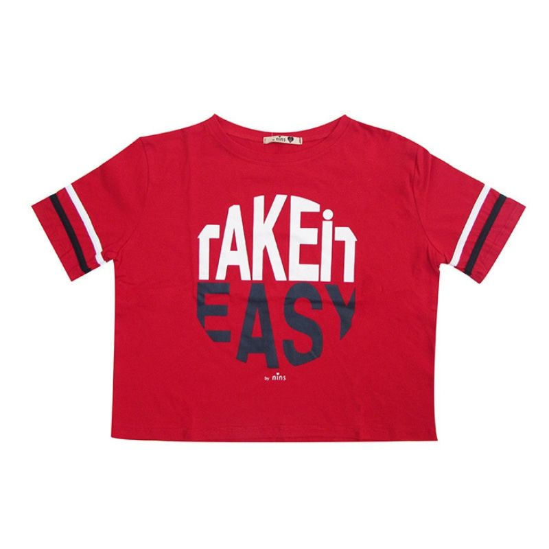Camiseta Catalina Take it easy