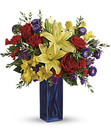Flying Colors Bouquet