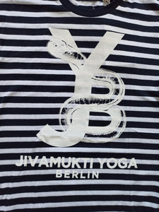 JYB Logo blue stripes