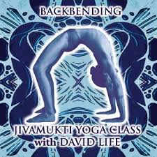 """BACKBENDING"" Jivamukti Yoga Class with Davvid Life deutsch"