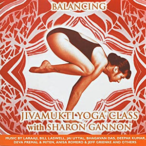 """BALANCING"" Jivamukti Yoga Class with Sharon Gannon  engl."