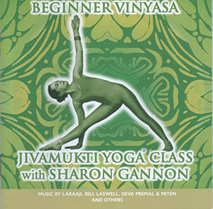 """BEGINNER VINYASA"" deutsch"