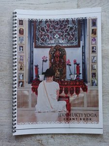 Jivamukti Yoga Chant Book English