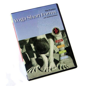 DVD Yoga Short Forms with David Swenson