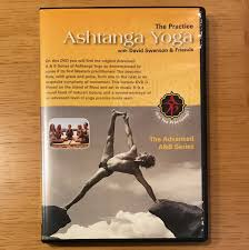 DVD Ashtanga Yoga with David Swenson Frinds The Advanced A&B Series