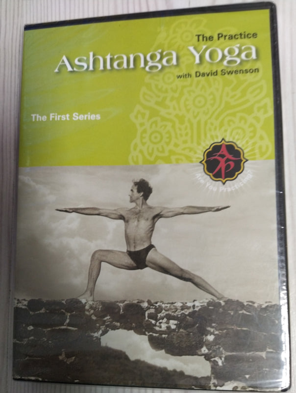 DVD The Pratice  Ashtanga Yoga  The First Series with Davis Swenson
