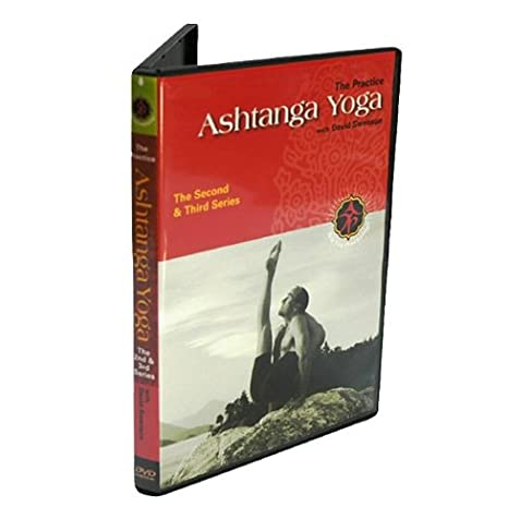 DVD Ashtanga Yoga with David Swenson The Second & Third Series
