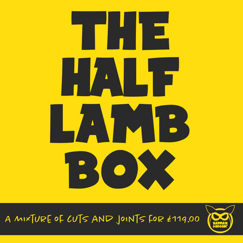 The Half Lamb Box