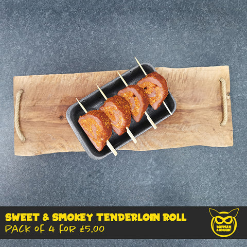 Sweet & Smokey Tenderloin Roll