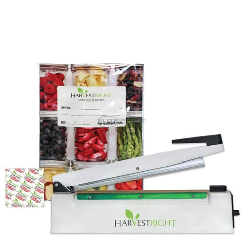 Harvest Right Small Freeze Dryer With Mylar Starter KitSuper Wellness USA