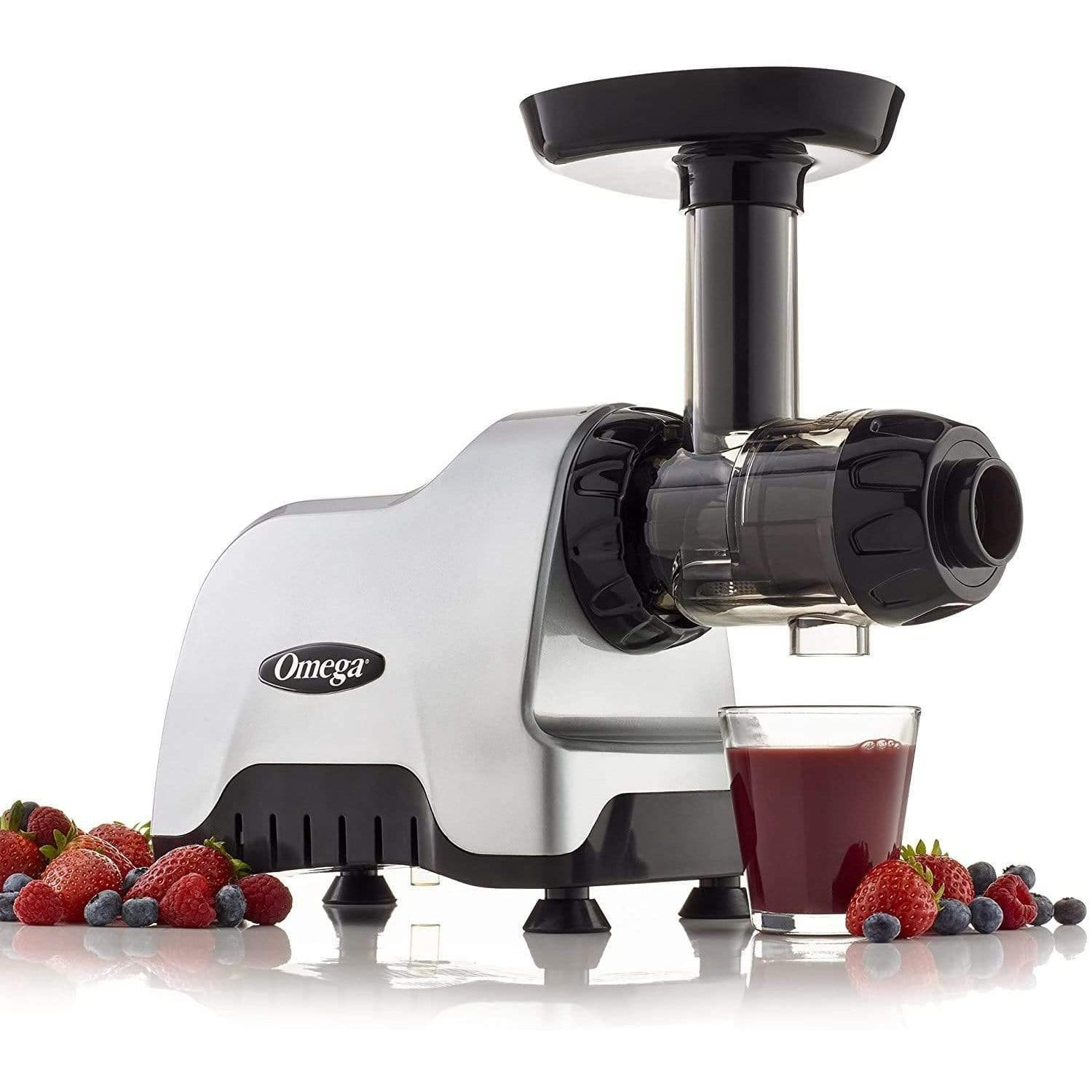 Omega CNC80S Compact Juicer 00737416064912