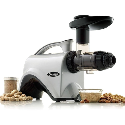 Omega NC800HDS Low Speed Masticating JuicerSuper Wellness USA