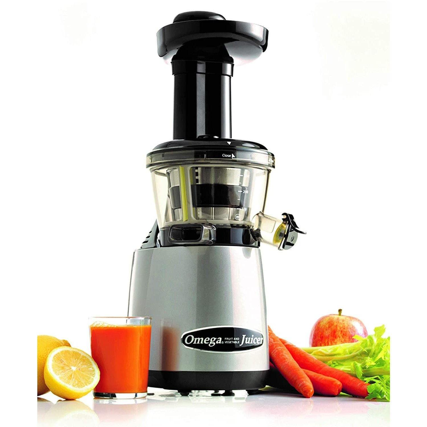 Omega VRT400HDS Vertical Low-Speed JuicerSuper Wellness USA