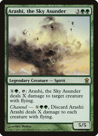 Arashi, the Sky Asunder [Saviors of Kamigawa] | The Game Chamber