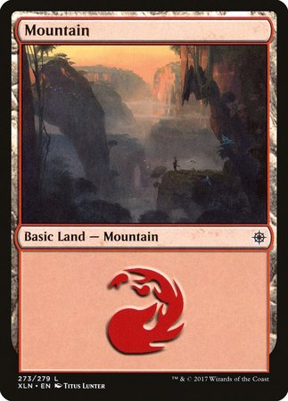 Mountain (273) [Ixalan] | The Game Chamber
