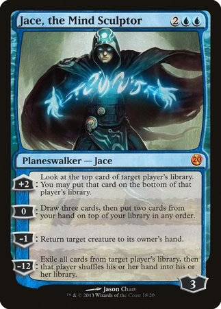 Jace, the Mind Sculptor [From the Vault: Twenty] | The Game Chamber