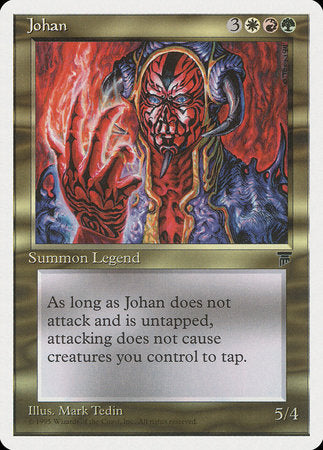 Johan [Chronicles] | The Game Chamber