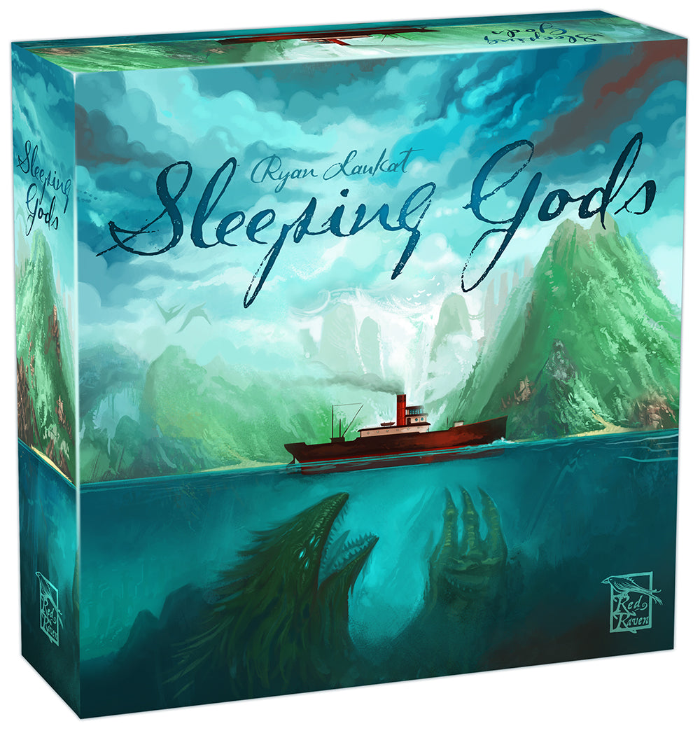 Sleeping Gods | The Game Chamber