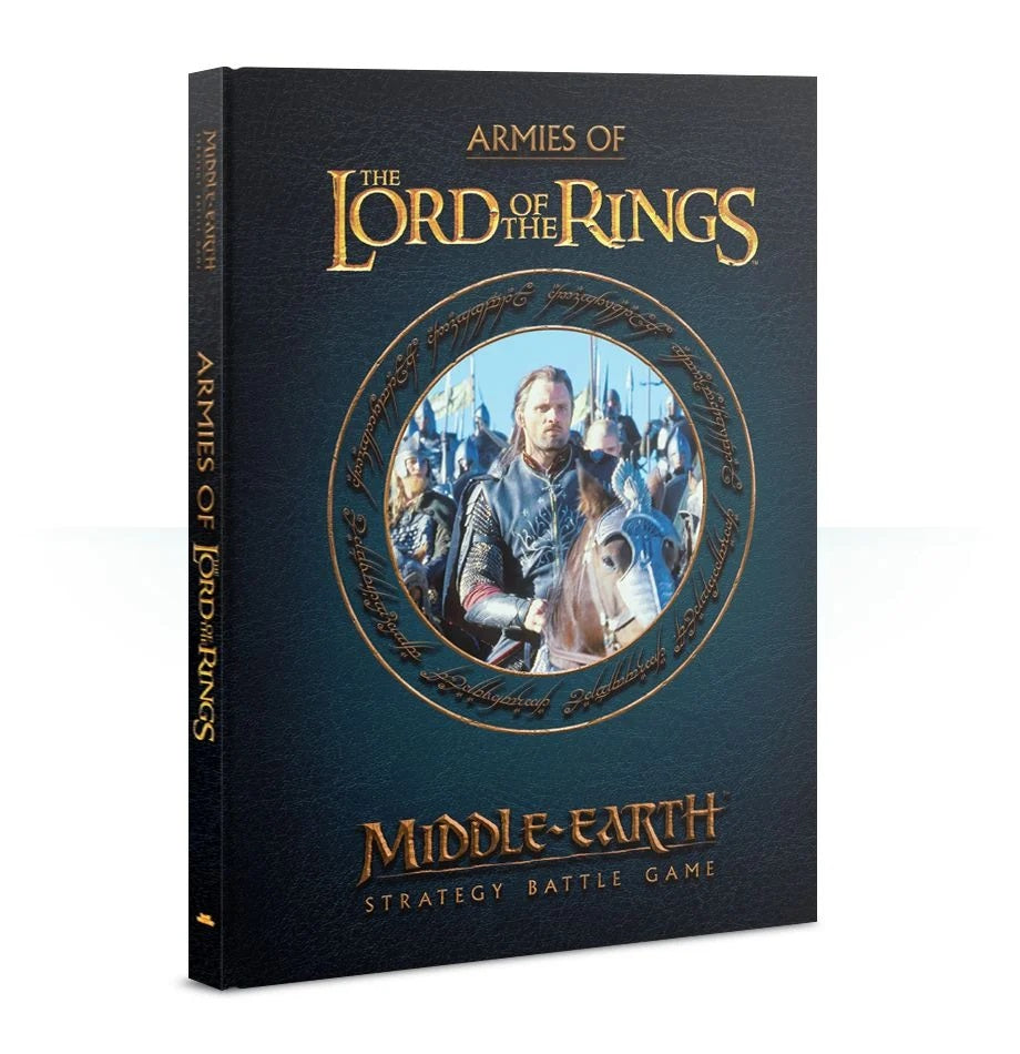 Middle Earth Strategy Battle Game: Armies of The Lord of the Rings | The Game Chamber