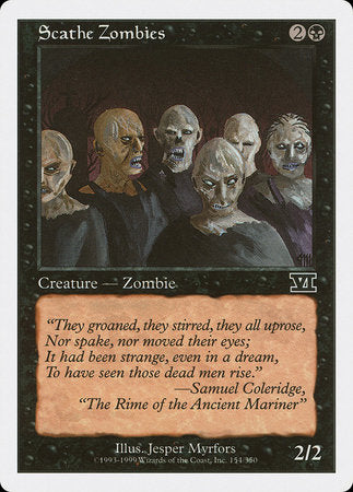 Scathe Zombies [Classic Sixth Edition] | The Game Chamber