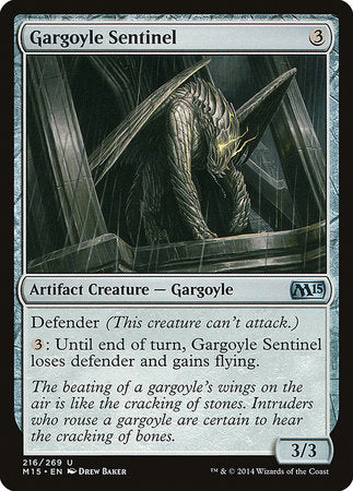 Gargoyle Sentinel [Magic 2015] | The Game Chamber