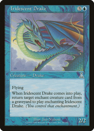 Iridescent Drake [Urza's Destiny] | The Game Chamber