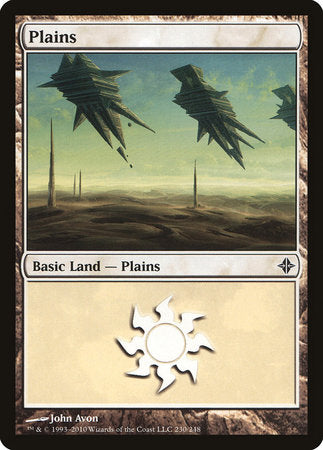 Plains (230) [Rise of the Eldrazi] | The Game Chamber