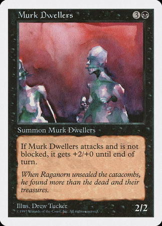 Murk Dwellers [Fifth Edition] | The Game Chamber