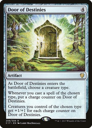 Door of Destinies [Commander 2017] | The Game Chamber