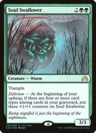 Soul Swallower [Shadows over Innistrad Promos] | The Game Chamber