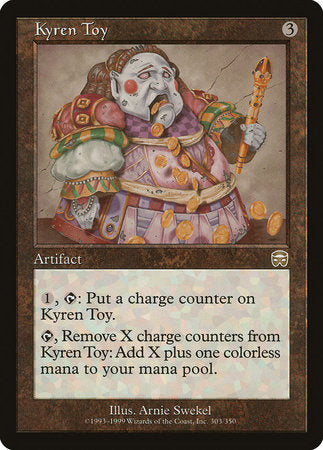 Kyren Toy [Mercadian Masques] | The Game Chamber