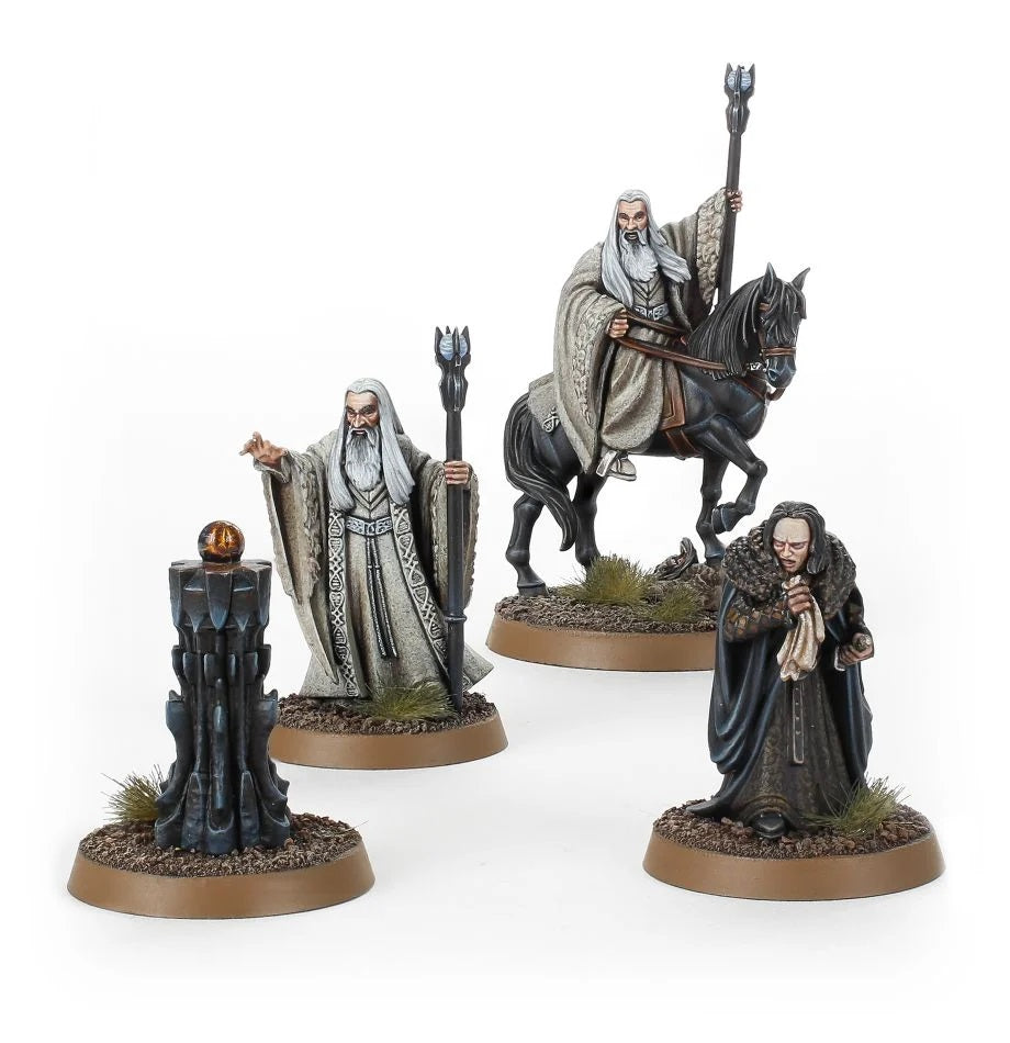 Saruman The White & Grima | The Game Chamber