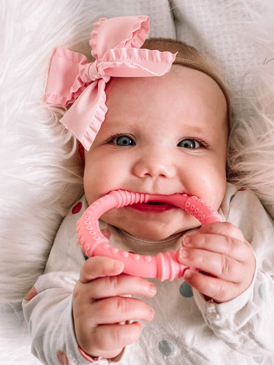 Is your baby teething?