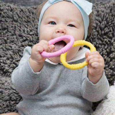 Bite-sized advice: Teething myths busted