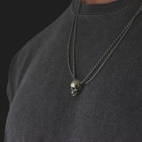 .925 Skull Necklace | Invicta London