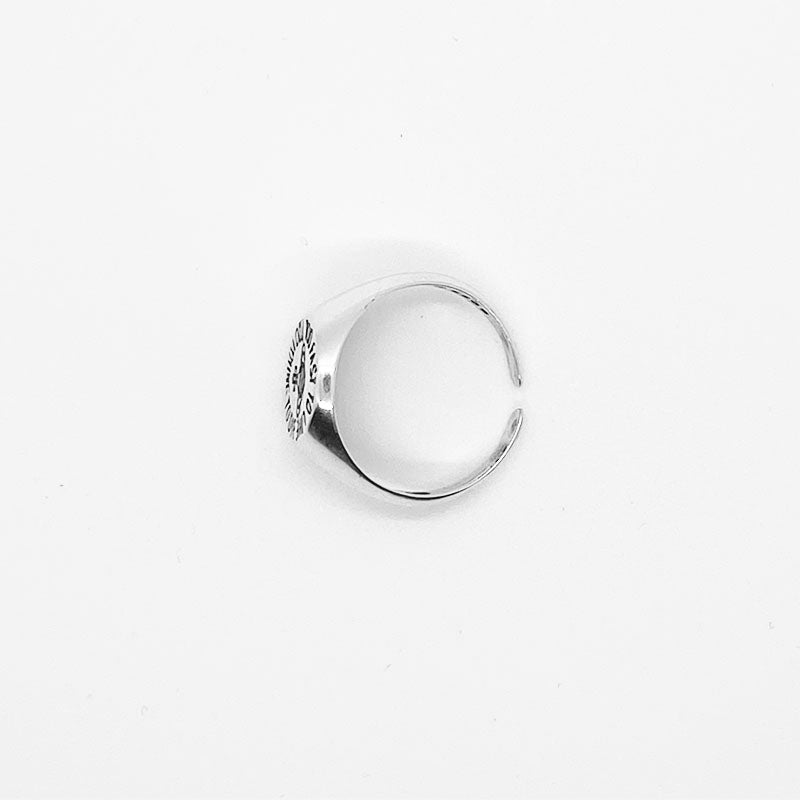 .925 Sterling Silver Too Fast To Live Too Young To Die Ring | Invicta London