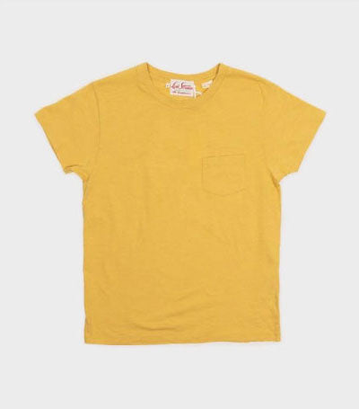 Levi's Vintage Clothing 1950S Sportswear Tee - Misted Yellow