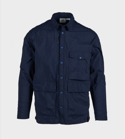 Gramicci Packable Utility Shirt - Double Navy