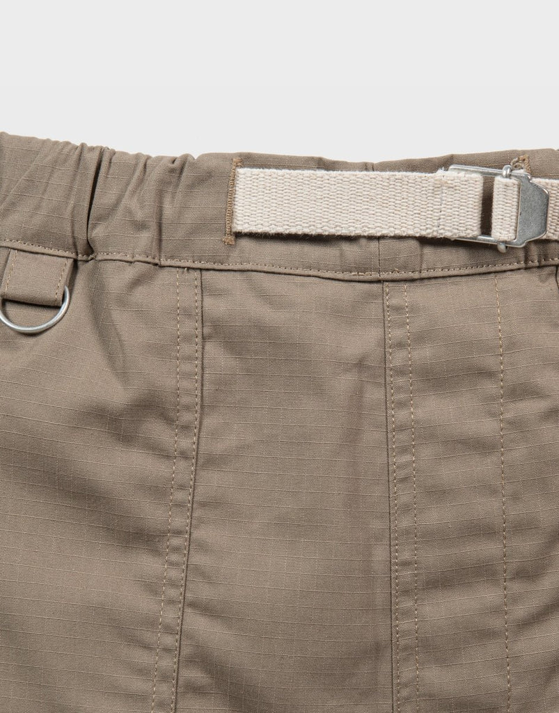 Albam Service Shorts - Taupe - The 5th
