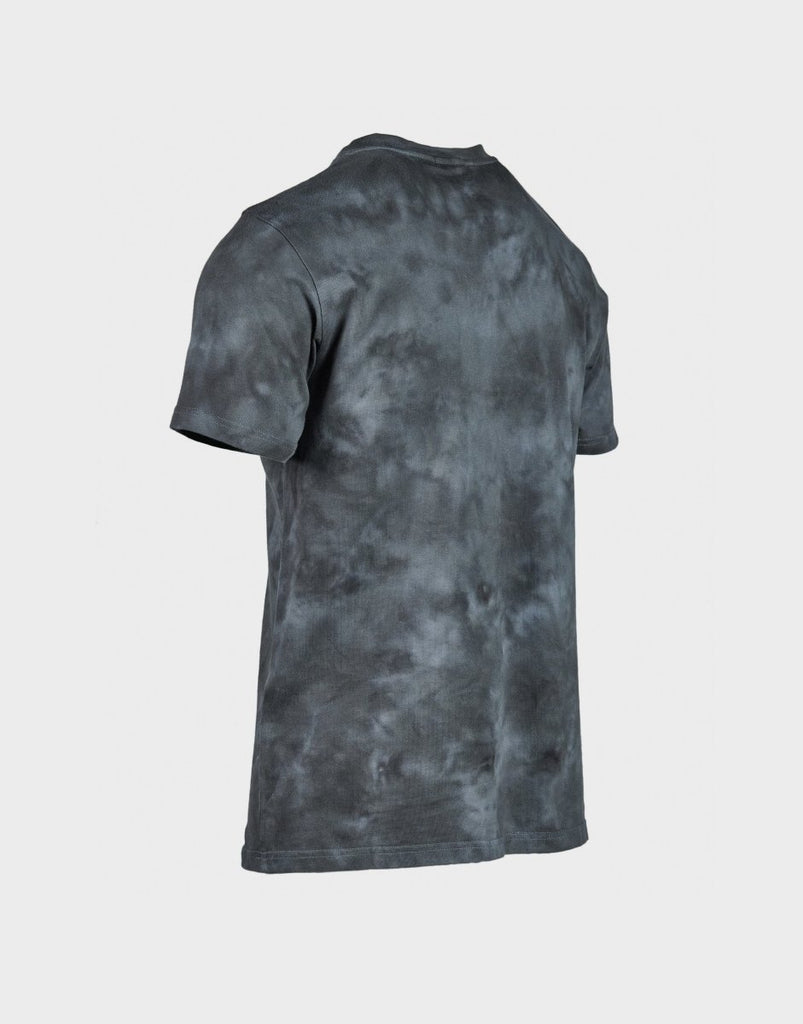 Gramicci Tie Dye One Point Tee - Grey - The 5th