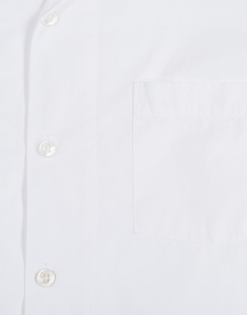 KNICKERBOCKER SS Comma Camp Shirt - Avalanche White